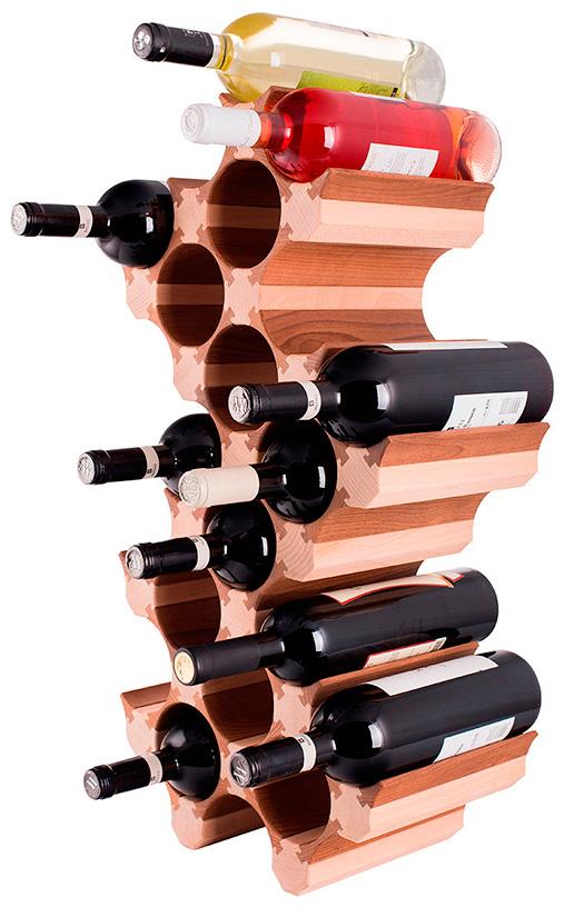 Винный стеллаж для бутылок вина
