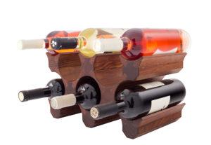 Винная полка подставка для бутылок вина