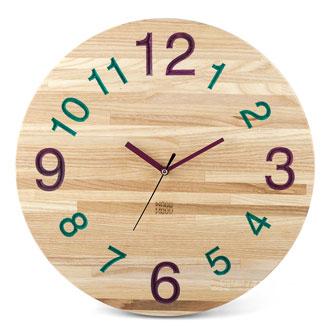 Часы настенные деревянные Элегант 005