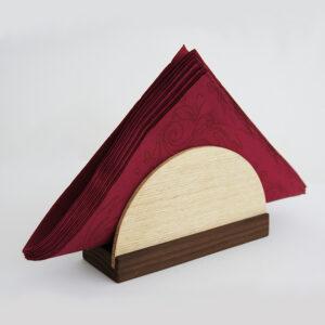 Салфетница деревянная купить
