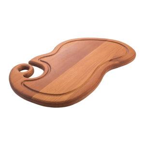 Доска деревянная для кухни оригинальная