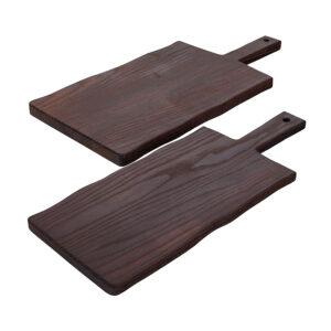 Доски разделочные деревянные