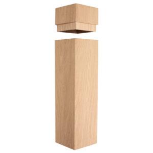 Деревянный подарочный футляр для бутылки вина