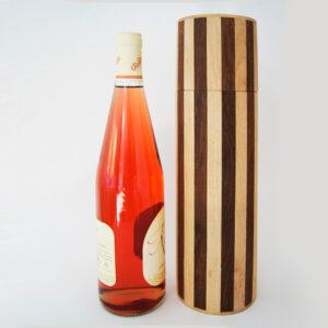 Футляр деревянный для бутылки вина