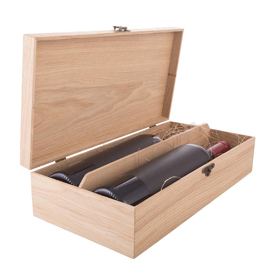 Коробка подарочная для 2 бутылок вина