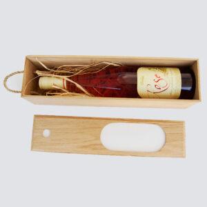 Пенал коробка для 1 бутылки вина