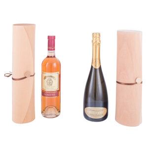 Подарочная упаковка для бутылок вина