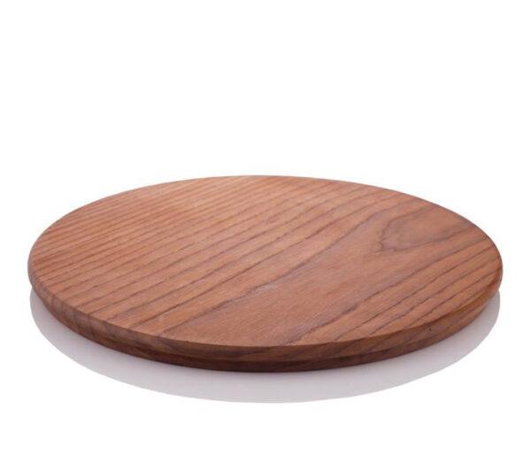 Поднос деревянный для пиццы