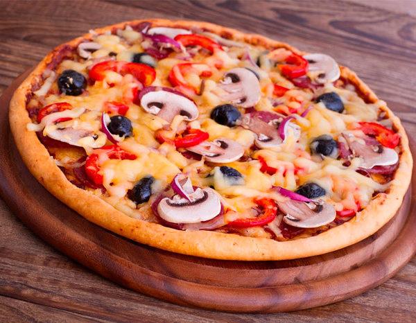 Поднос деревянный для пиццы купить