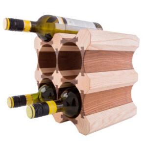 Подставка для винных бутылок для бара