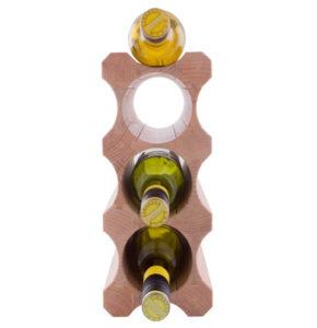 Стеллаж винный для 4 бутылок вина