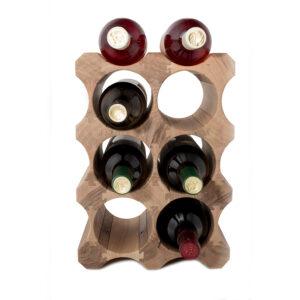 Стеллаж винный для 8 бутылок вина
