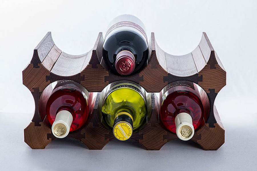 Стеллажи винные для домашнего бара продажа