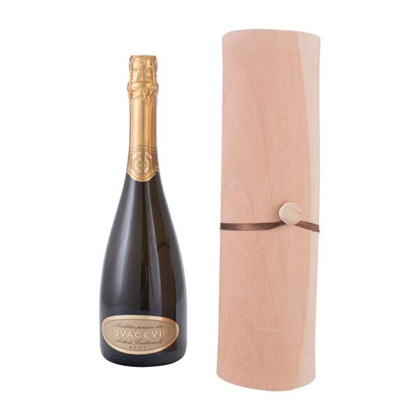 Уникальная упаковка для бутылок шампанского
