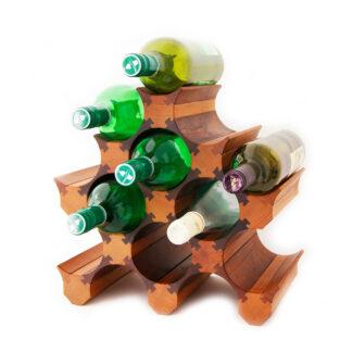 Винный стеллаж полка для бутылок