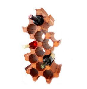 Винная стойка для 20 бутылок вина купить