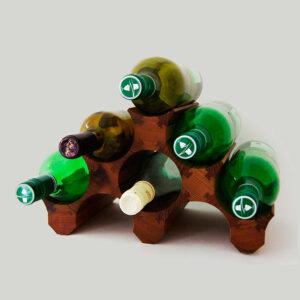 Подставка для бутылок вина для бара