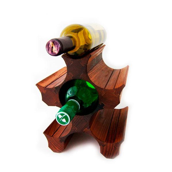 Винный стеллаж для 6 бутылок вина купить