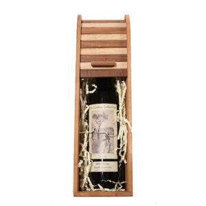 Оригинальная подарочная упаковка для вина