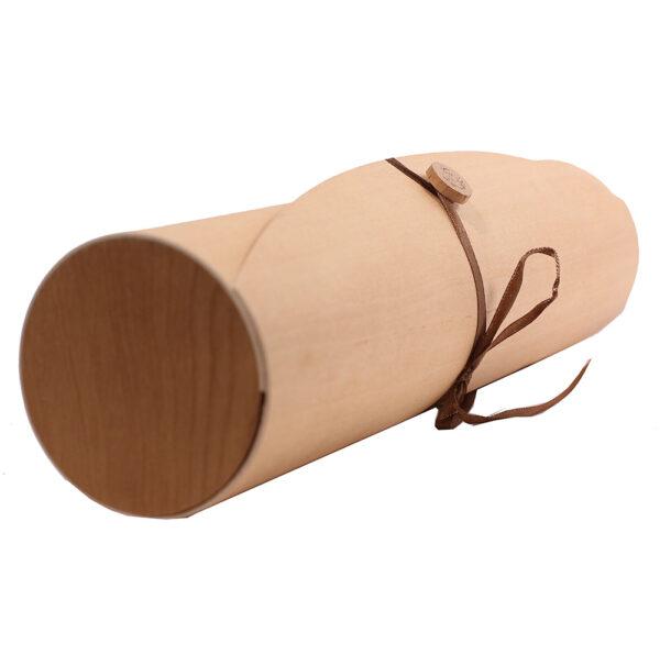 Упаковка подарочная футляр для бутылки вина
